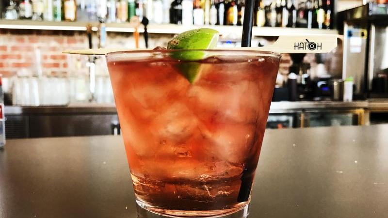 June Feature Drink: HibiscusLimey!